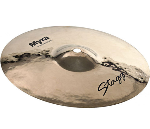 "Stagg 8"" Myra Brilliant Medium Splash"