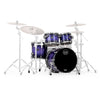 Mapex, Mapex Saturn V, Club Fusion, 4 Piece Shell Pack, Red/Blue Hybrid