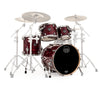 Mapex, Mapex Saturn V, Club Fusion, 4 Piece Shell Pack, Red Strata Pearl