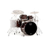 "Mapex, Saturn V, 22"" Shell Pack, Sound Wave, Espresso Walnut"