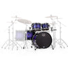 "Mapex, Saturn V, 22"" Shell Pack, Sound Wave, Red/Blue Hybrid"