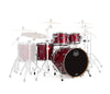 "Mapex, Saturn V, 22"" Shell Pack, Sound Wave, Red Strata Pearl"