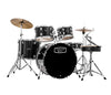 Mapex Tornado Fusion Beginner Drum Kit in Black Finish