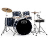 Mapex Tornado Fusion Beginner Drum Kit in Royal Blue Finish