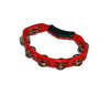 Natal Spirit Tambourine in Red, Vendor: Natal, Type: Tambourines & Jingles, Finish: Red, NS102TR