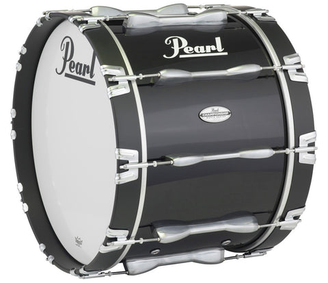 "Pearl 24"" x 12"" Championship Marching Bass Drum, Indoor"