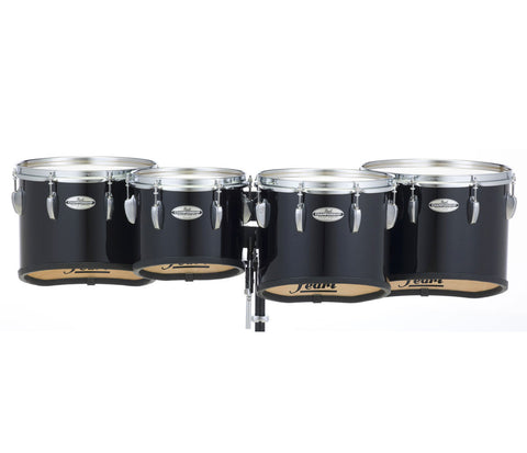 Pearl 6 x 8 + 8 x 8 Championship Marching Tom, With Attachment Bars