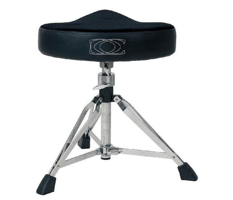 GEWApure Double Braced Saddle Top Drum Throne