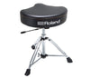 Roland, Drum Throne, Roland Accessories 2018, Drum Accessories, Black Finish, RDT-SHV