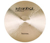 "Istanbul Mehmet Traditional 20"" Medium Ride Cymbal"