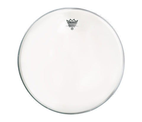 "Remo Ambassador 10"" Clear Head"