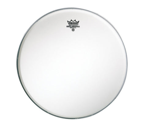 "Remo 6"" Ambassador coated Tom Head"