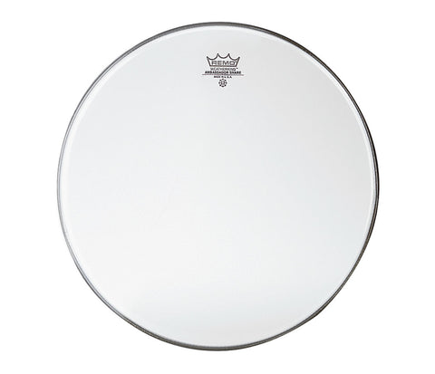 "Remo 14"" Ambassador Marching Snare Side Head"