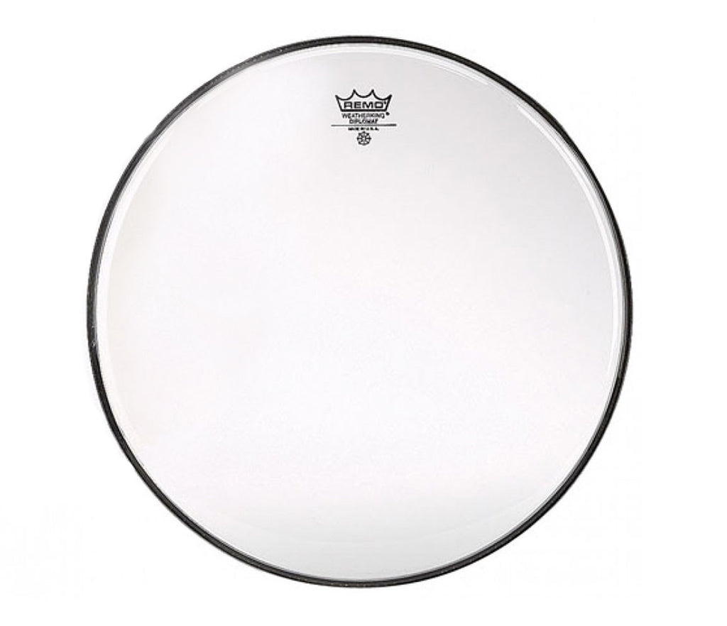 "Remo 16"" Diplomat Clear Snare/ Floor Tom Head."