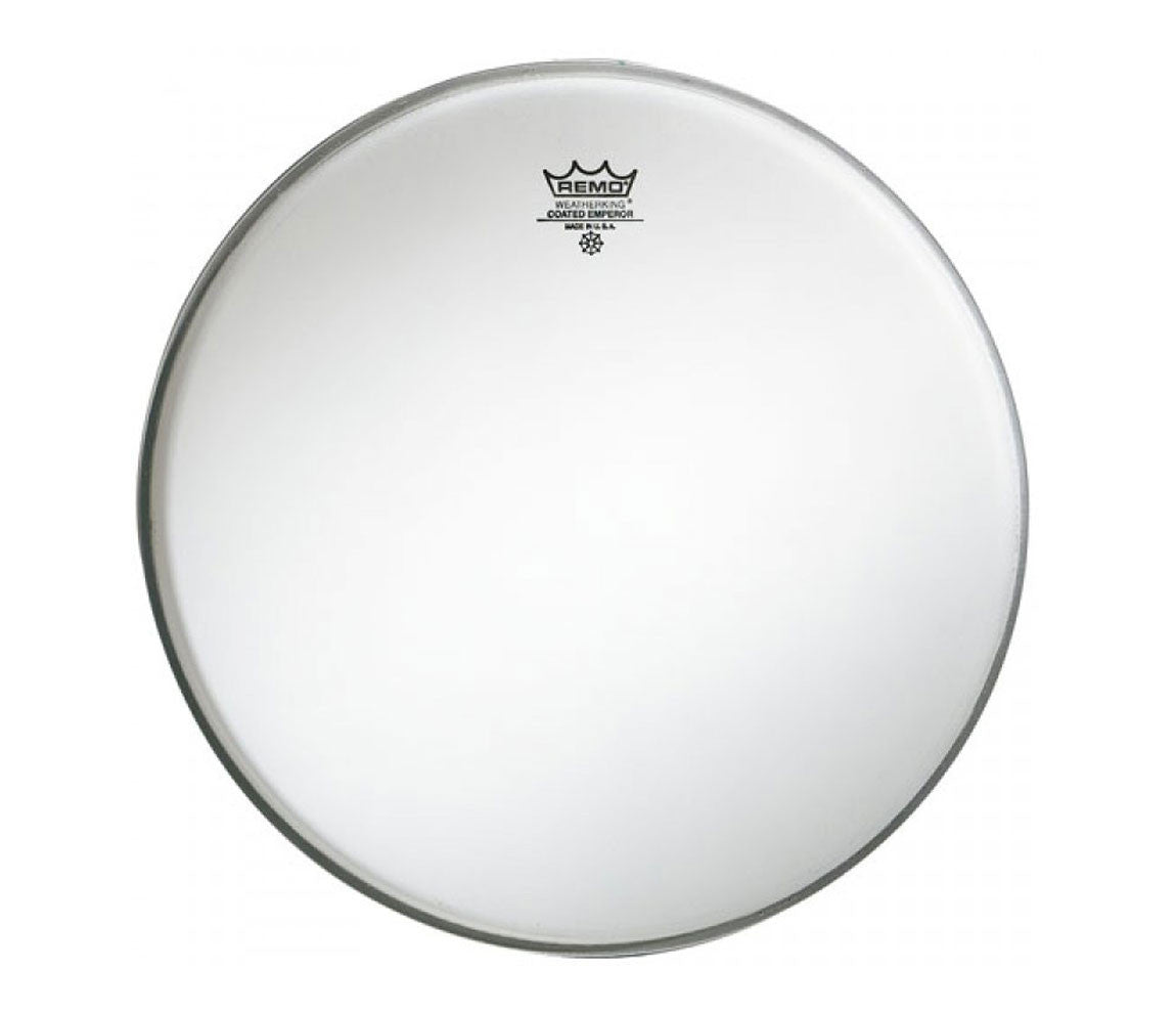 "Remo 18"" Emperor Coated Floor Tom head."