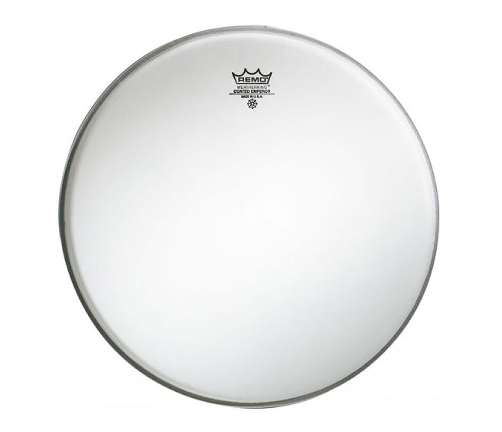 "Remo 13"" Emperor Coated Tom/ Snare head."