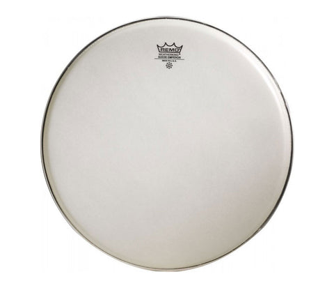 "Remo 13"" Suede Emperor Marching Tom Head"