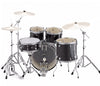 "Yamaha Rydeen 20"" Rock Fusion Drum Kit with Hardware in Black Glitter, Yamaha, Acoustic Drum Kits, Finish: Black Glitter, Glitter, Yamaha Music, Yamaha Rydeen"