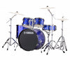 "Yamaha Rydeen 22"" US Fusion Drum Kit with Hardware in Fine Blue, Yamaha, Acoustic Drum Kits, Finish: Fine Blue, Yamaha Music, Yamaha Rydeen"