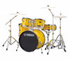 "Yamaha Rydeen 20"" Rock Fusion Drum Kit with Hardware in Mellow Yellow, Yamaha, Acoustic Drum Kits, Finish: Mellow Yellow, Yamaha Music, Yamaha Rydeen"