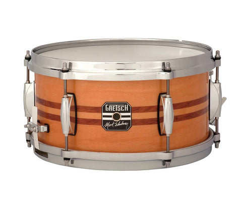 "Gretsch 13"" X 6"" Mark Schulman Signature Snare Drum"