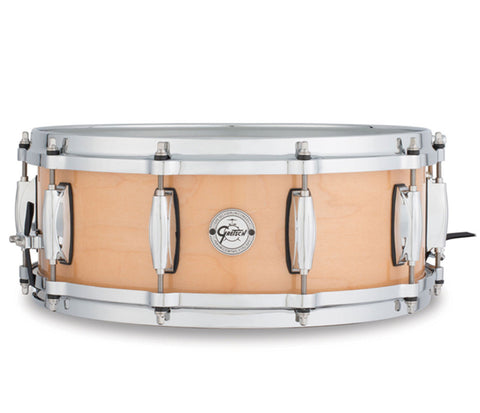 "Gretsch Silver Series Maple 14"" x 5"" Snare Drum"