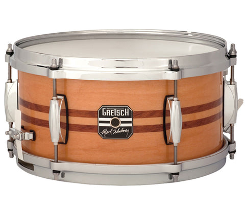 "Gretsch Signature Series Mark Schulman 13"" x 6"" Snare Drum"