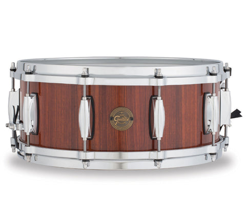 "Gretsch Gold Series Rosewood 14"" x 5.5"" Snare Drum"