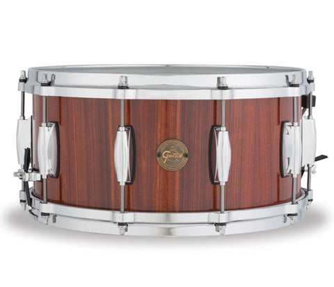 "Gretsch Gold Series Rosewood 14""x 5.5"" Snare Drum"
