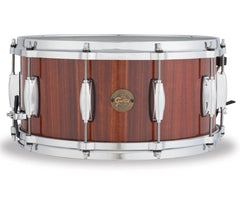 "Gretsch Gold Series Rosewood 14"" x 6.5"" Snare Drum"