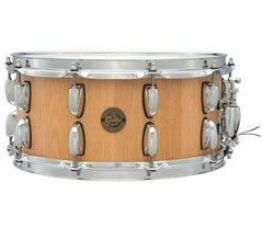 "Gretsch Gold Series Maple 14""x 6.5"" Oak Staved Snare Drum"