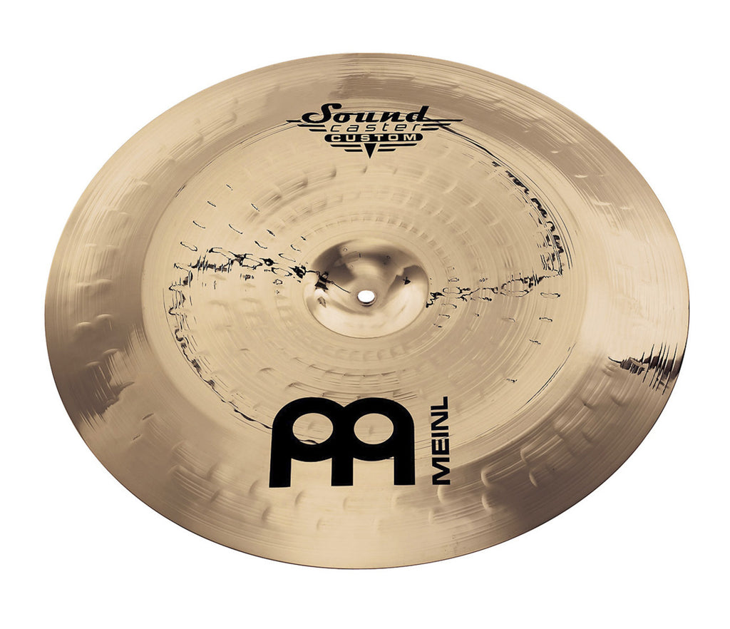 "Meinl Soundcaster Custom 16"" China Cymbal"