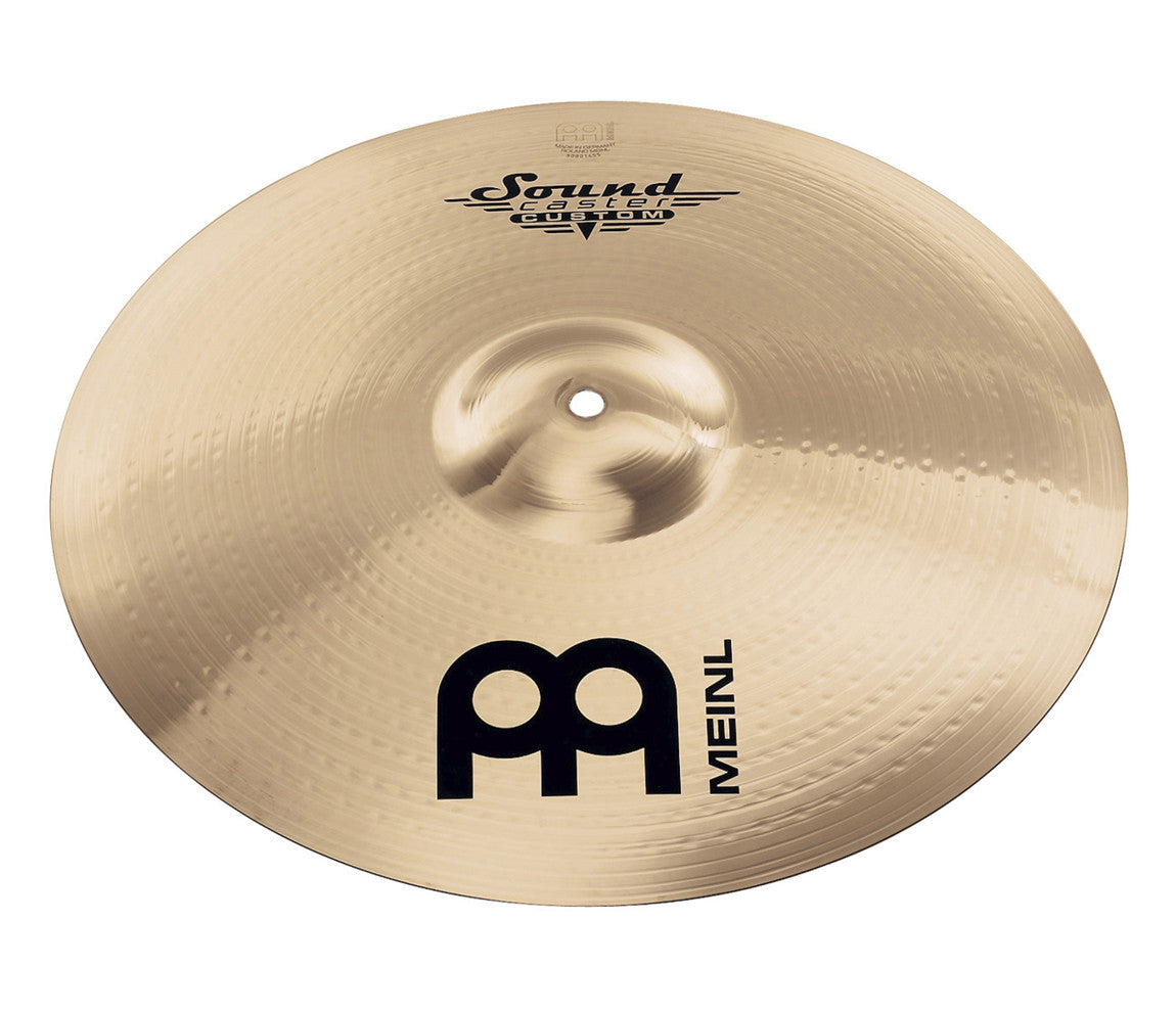 "Meinl Soundcaster Custom 16"" Powerful Crash Cymbal"