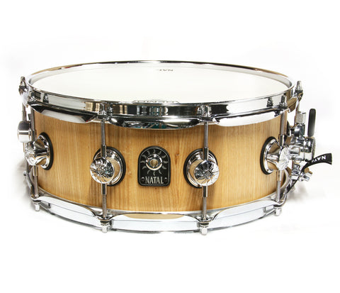 "Natal Pure-Stave 14"" x 5.5"" Ash Snare Drum"