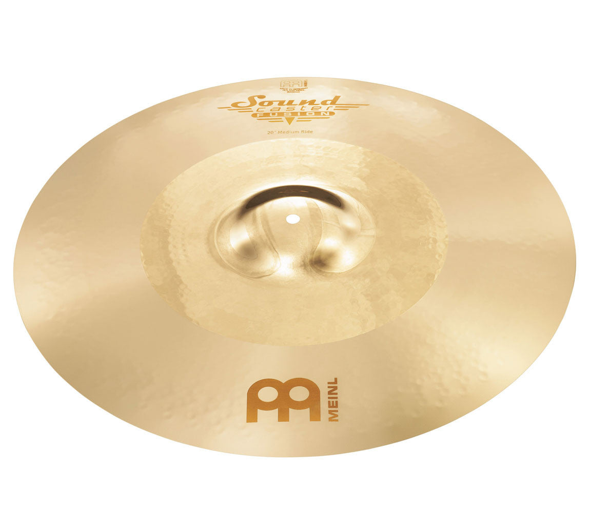 "Meinl Soundcaster Fusion 20"" Medium Ride Cymbal"