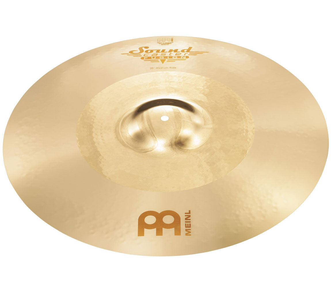 "Meinl Soundcaster Fusion 20"" Powerful Ride Cymbal"