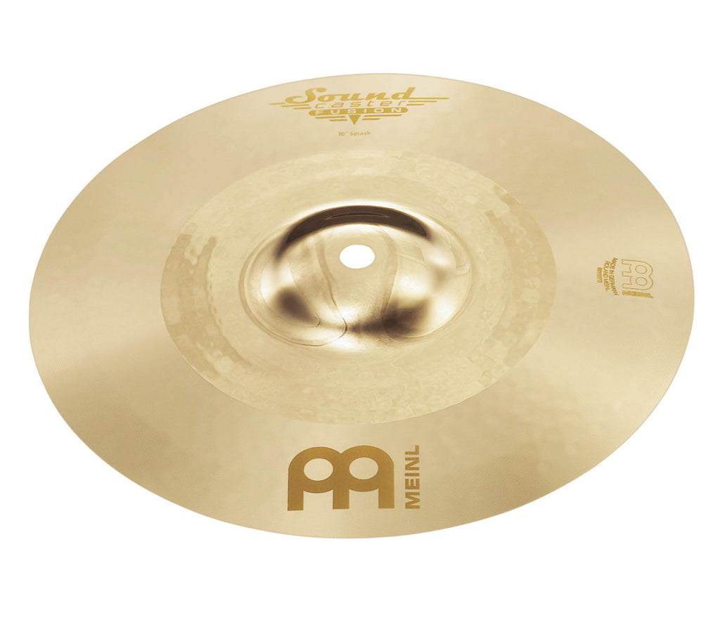 "Meinl Soundcaster Fusion 10"" Splash Cymbal"