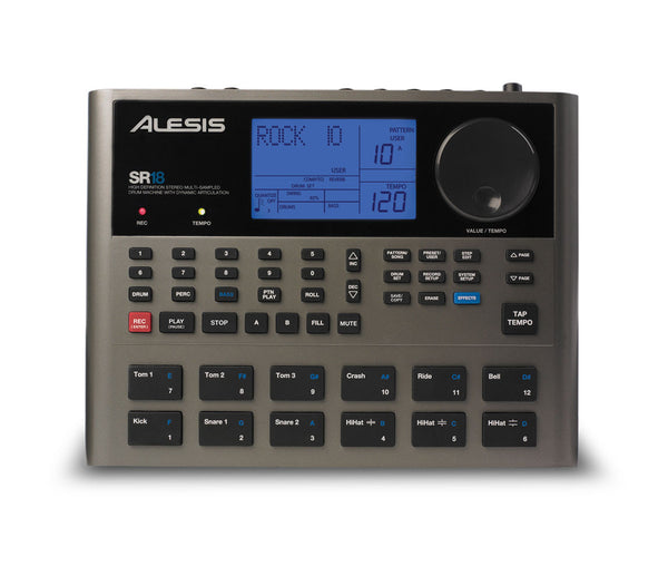 portable drum machine and sler