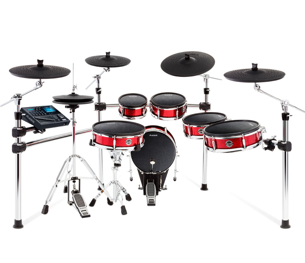 e8dc59c8881e Alesis Strike Pro Electronic Drum Kit with Mesh Heads