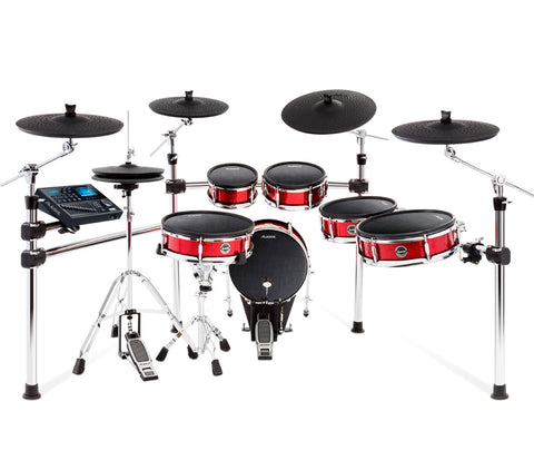 Alesis Strike Pro Electronic Drum Kit with Mesh Heads, Alesis, Strike Pro by Alesis, Electronic Drum Kits