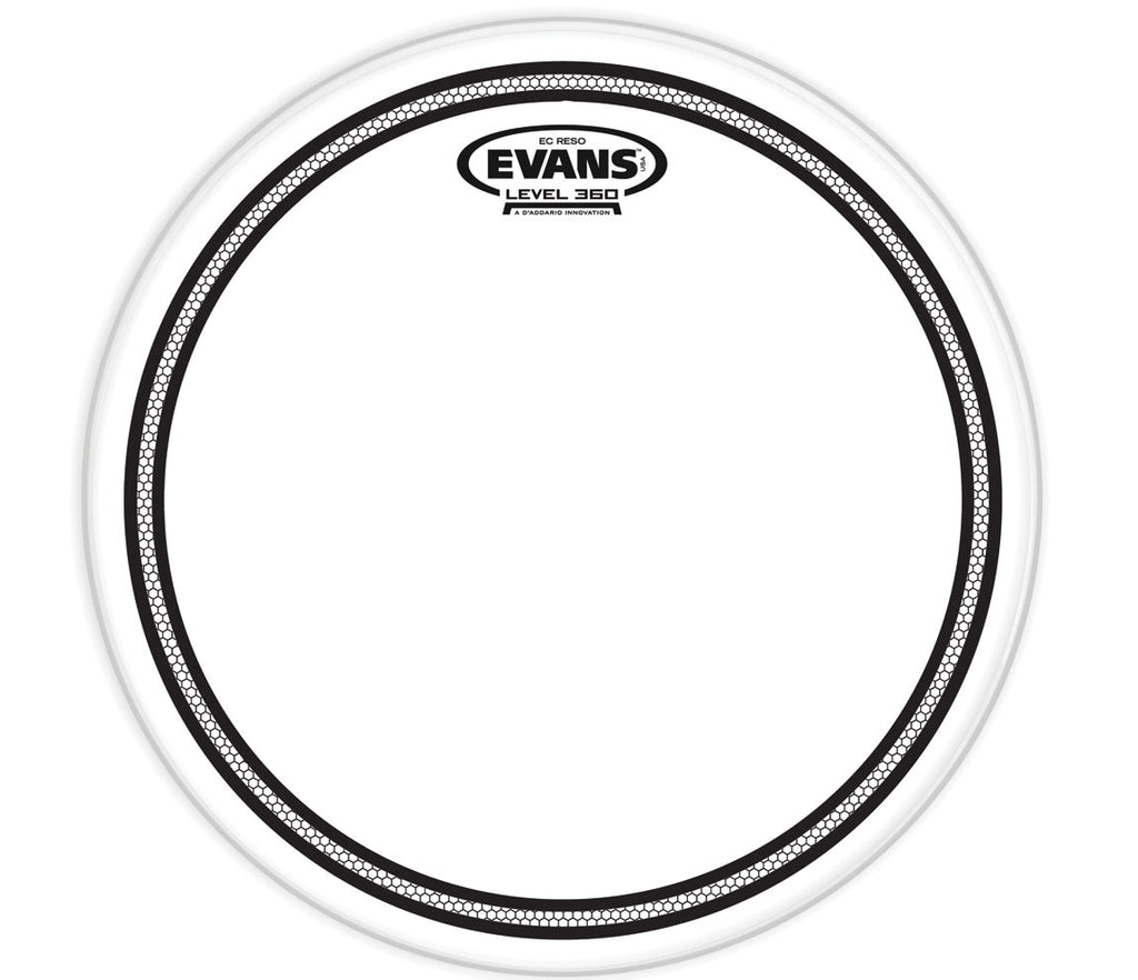 Evans EC Resonant Drum Head, 6""