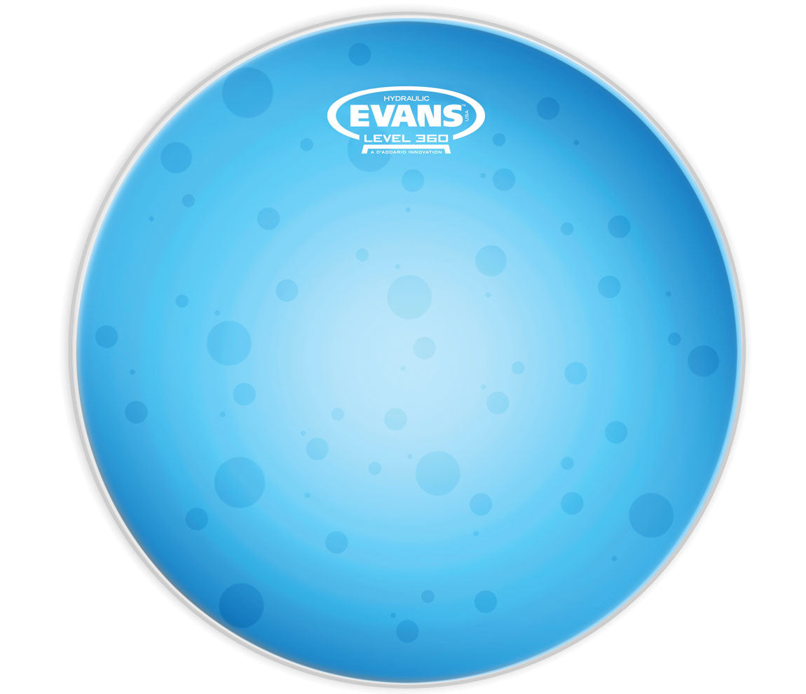 Evans Hydraulic Blue Drum Head, 12""