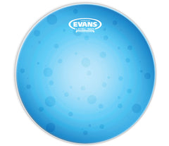 Evans Hydraulic Blue Drum Head, 8""