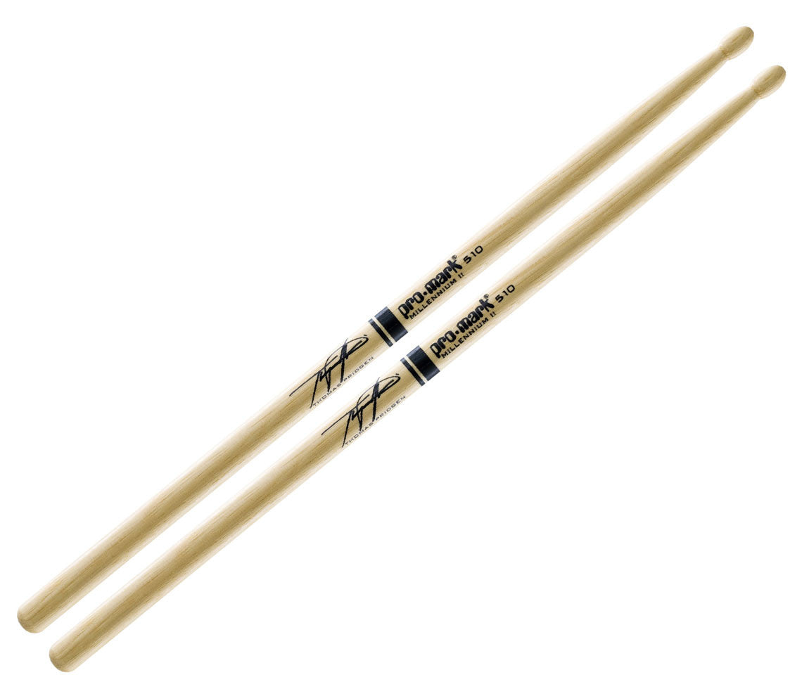 Pro-Mark Hickory 510 Thomas Pridgen Wood Tip Drumstick