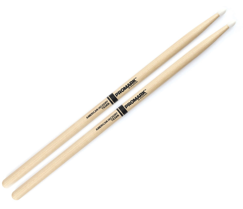 Pro-Mark Hickory 5A Nylon Tip Drumstick