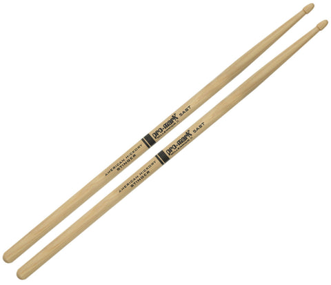 "Pro-Mark Hickory 5AST ""Stinger"" Wood Tip Drumstick"