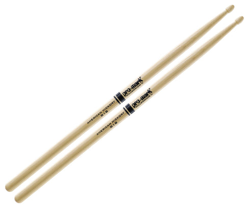 Pro-Mark Hickory 818 Wood Tip Drumstick