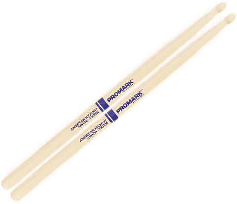 "Pro-Mark Hickory JR ""Junior"" Wood Tip Drumstick"