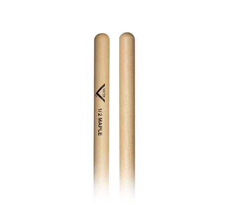 Vater Maple Timbale Drumsticks 1/2""