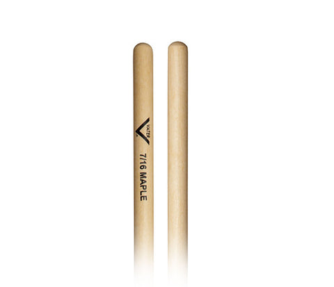 Vater Maple Timbale Drumsticks 7/16""